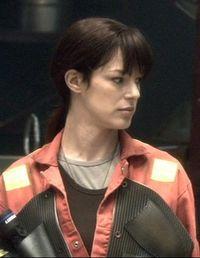Basic Training Photos >> Diana Seelix - Battlestar Wiki