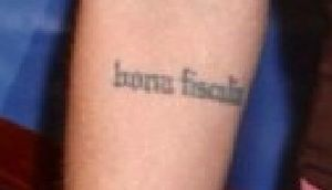 Katee sackhoff battlestar wiki for Battlestar galactica tattoo